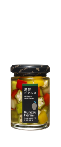 黒酢ピクルス[おくら]